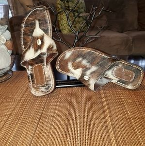 Shoes - Authentic African  Thongs